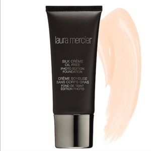 Laura Mercier Silk Creme Oil Free Foundation - 1N0
